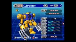 Gotcha Force Claw Robot Overview