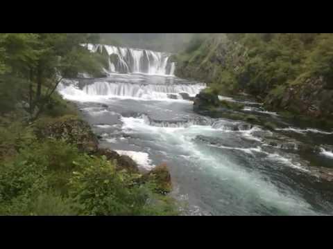 Waterfalls Bihac Bosnia and Herzegovina Travel الشلالات البوسنة