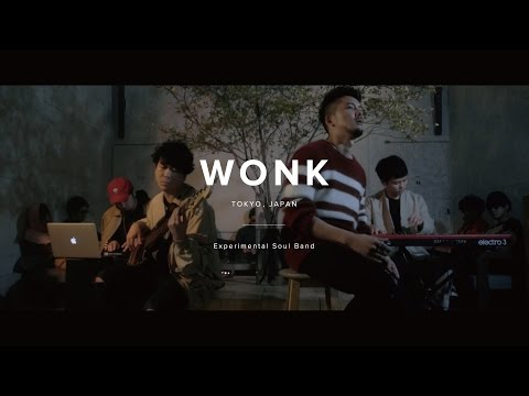 WONK - Real Love feat. JUA & Shun Ishiwaka (Official Music Video)