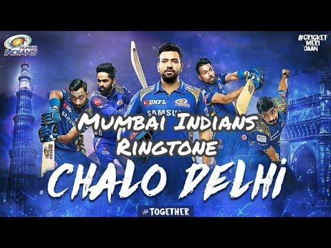 Mumbai Indians remix Ringtone 2019 | IPL 2019 mumbai indians theme song |