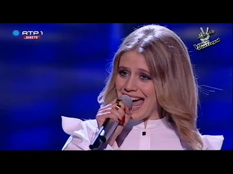 """Constança Gonçalves - """"Saving All My Love For You"""" Whitney Houston - Gala 3 - The Voice Portugal"""