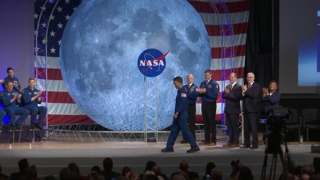NASA's new astronaut class features six women -