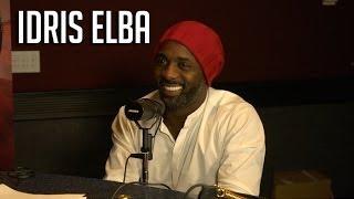 Idris Elba Addresses Baby Rumors + talks Mandela Movie