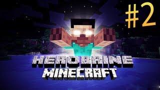 CO ROBIĘ ? WPIERDALAM W MC'DONALDZIE ! - Minecraft Herobrine : Odcinek 2