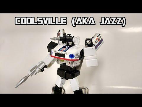 Toyworld Coolsville (aka Jazz) TW-M05