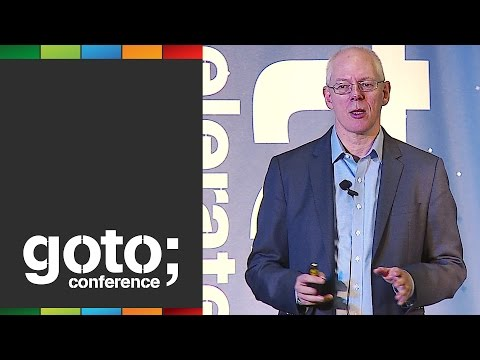 GOTO 2016 • It's Simple... • Adrian Cockcroft