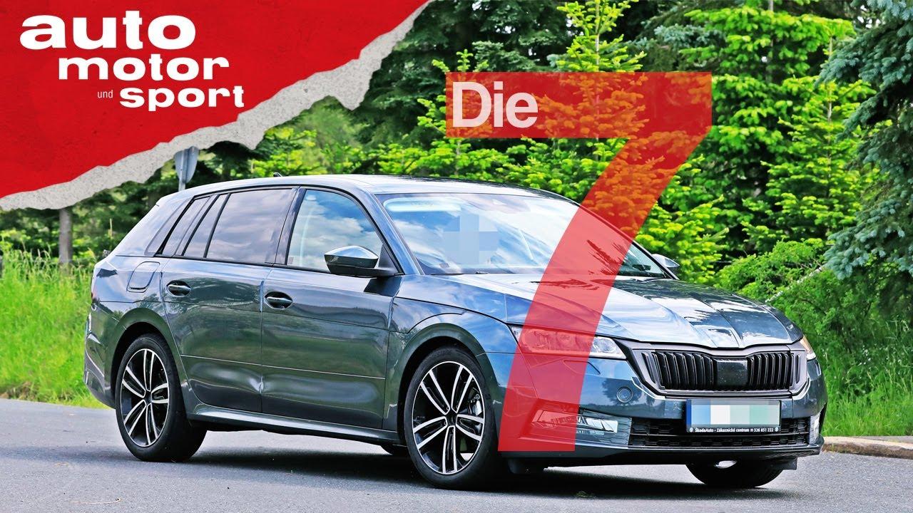 Neuer Skoda Octavia & Co.: Die 7 Erlkönig-Highlights des Frühsommers 2019 | auto motor und sport
