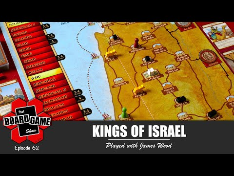 Kings Of Israel | Played With James