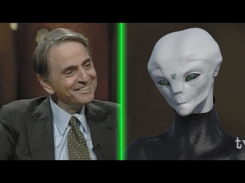 Carl Sagan Lost Interview With An Extraterrestrial