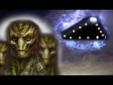 Dream Log - UFO and Reptilian Humanoid Contact!