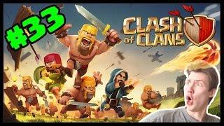 Clash of Clans #33 - Bleskáčik † :'( | SK Let's play | HD