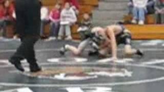 Sick Wrestling Cradle 2008 Wrestling District Championship