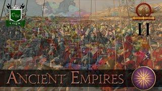LOSSES AND GAINS! Ancient Empires Campaign - Macedon (PART 11)