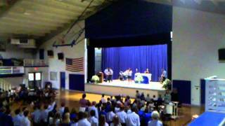 S.W.A.T. @ St. Mary's All School Mass 05/18/11