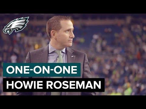 Howie Roseman is Proud of the 2018 Season & Talks Free Agency | Eagles One-On-One