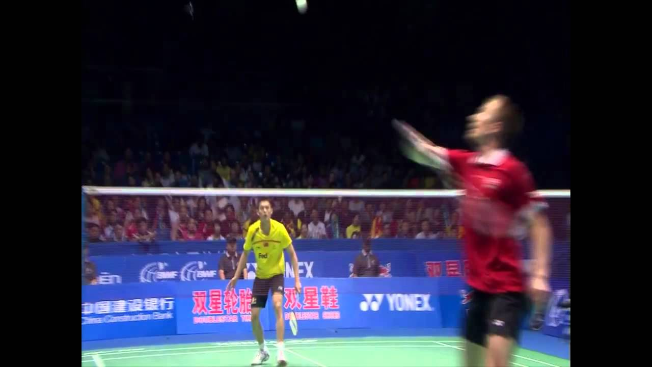 how to hit with more power in badminton