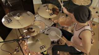 "Chris Kamrada - Snoop Dogg & Wiz Khalifa - ""Young, Wild & Free"" - DRUM COVER!"