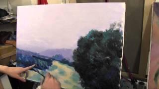 Импрессионизм для начинающих, художник Игорь Сахаров, уроки живописи в Москве