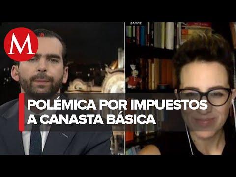 Sofía Ramírez Aguilar. Avanza Miscelánea Fiscal