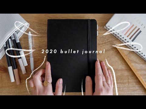 vlog- -2020-bullet-journal-set-up- -i-covet-thee