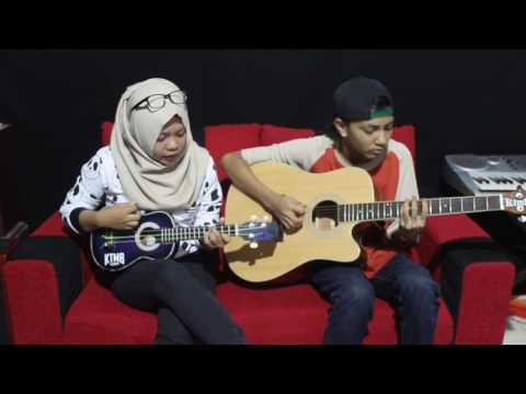 Threesixty Jogja - Mudah Jatuh Cinta Cover By @ferachocolatos ft. @gilang