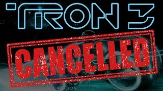 TRON 3 CANCELLED?! RANT!