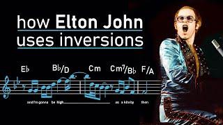 How Elton John uses Inversions видео