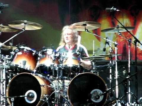 Dan Zimmerman  Gamma Ray  Masters of Rock 2010