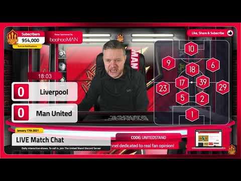 GOLDBRIDGE Best Bits   Liverpool 0-0 Man United
