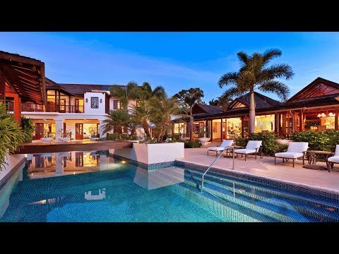 This Beautiful Barbados Villa Is The Perfect Base For A Caribbean Getaway – Take A Tour!