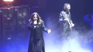 "Black Sabbath ""Black Sabbath part 1"" Omaha NE 1/20/2016"