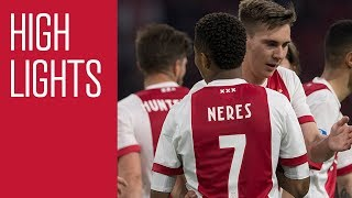 Highlights Ajax - VVV-Venlo
