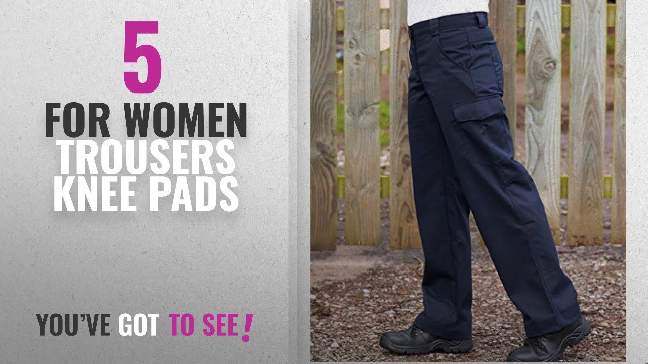 5e1276458c5 Top 10 For Women Trousers Knee Pads [2018]: Dickies Redhawk Ladies Womens  Cargo Pocket Workwear
