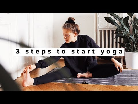 How To Start Yoga | 3 Simple Steps For Beginners