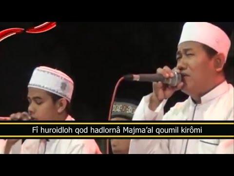 Al Munsyidin New Robbi Faj'al Mujtama'na New Versi + Lirik