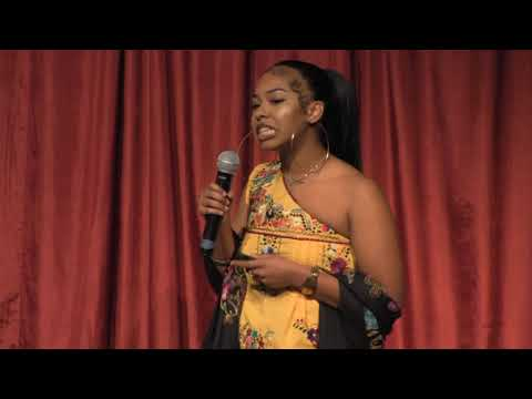 Black Culture is a Protest: The Exploitation of Black Culture | Simone Jaques | TEDxYouth@FAIHS