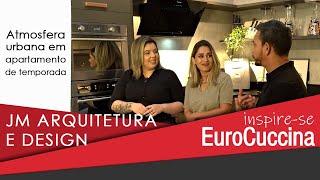 JM Arquitetura e Design no InspireSe EuroCuccina