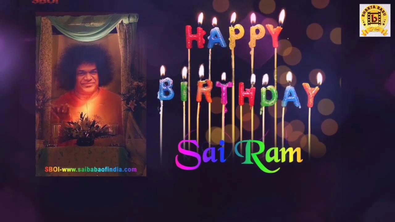 93th Birth Day Of Lord Sathya Sai Baba On 23rd Nov New