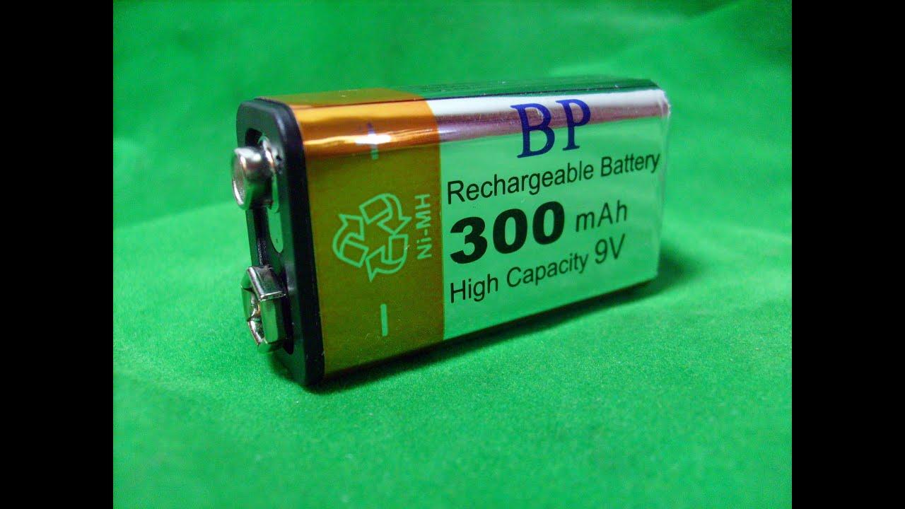 Замена батарейки Крона на li-ion аккумулятор. - YouTube