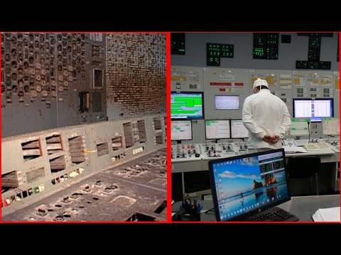 Как бы выглядел 4 энергоблок ЧАЭС, если бы не было аварии