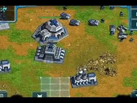 Real time strategy game   Art Of War 2  Global Confederation