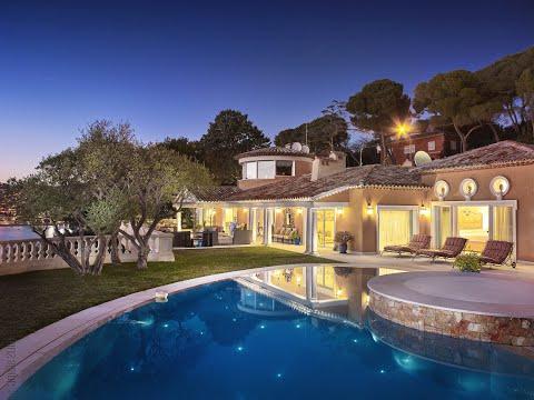 Villa in Cap Ferrat Video Tour / Villa du Cap Ferrat - le luxe en vidéo