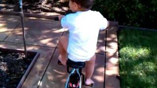 Shant Riding Bike PART 2