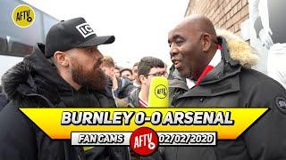 Burnley 0-0 Arsenal | Shoehorning In Lacazette & Aubameyang Isn't Working (Turkish)
