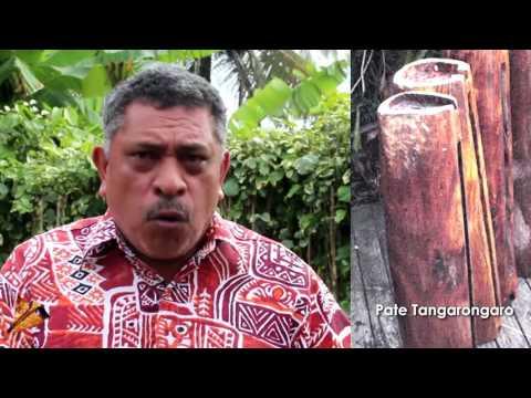 Cook Islands - RUTU  PA'U