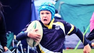 Will Gatus (u13) Rugby Highlights 2017