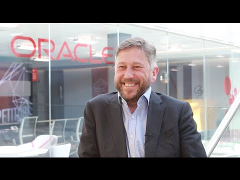 Ambition, growth and belief paramount in a career at Oracle