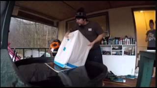 Hydrodipping a Yeti cooler