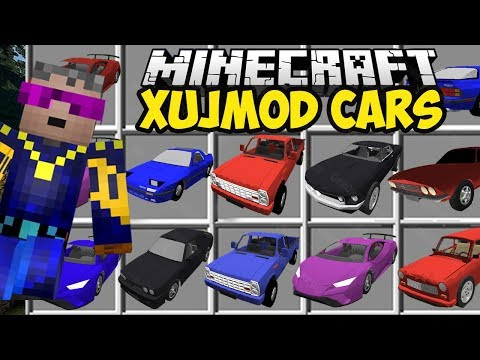 minecraft-cars-mod-1.12.2---xujmod-(spotlight)
