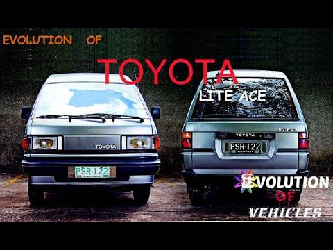 TOYOTA LITE ACE EVOLUTION